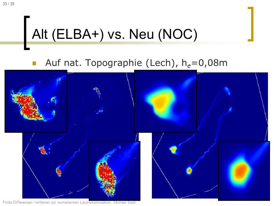 Alt (ELBA+) vs. Neu (NOC)