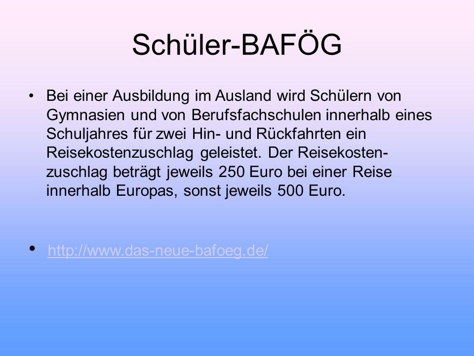 Schüler-BAFÖG • http://www.das-neue-bafoeg.de/