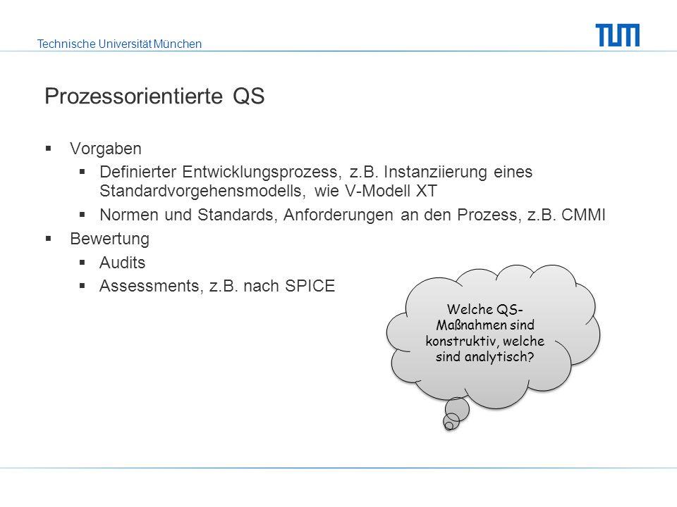 Prozessorientierte QS