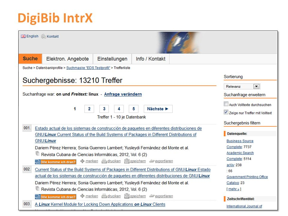 DigiBib IntrX