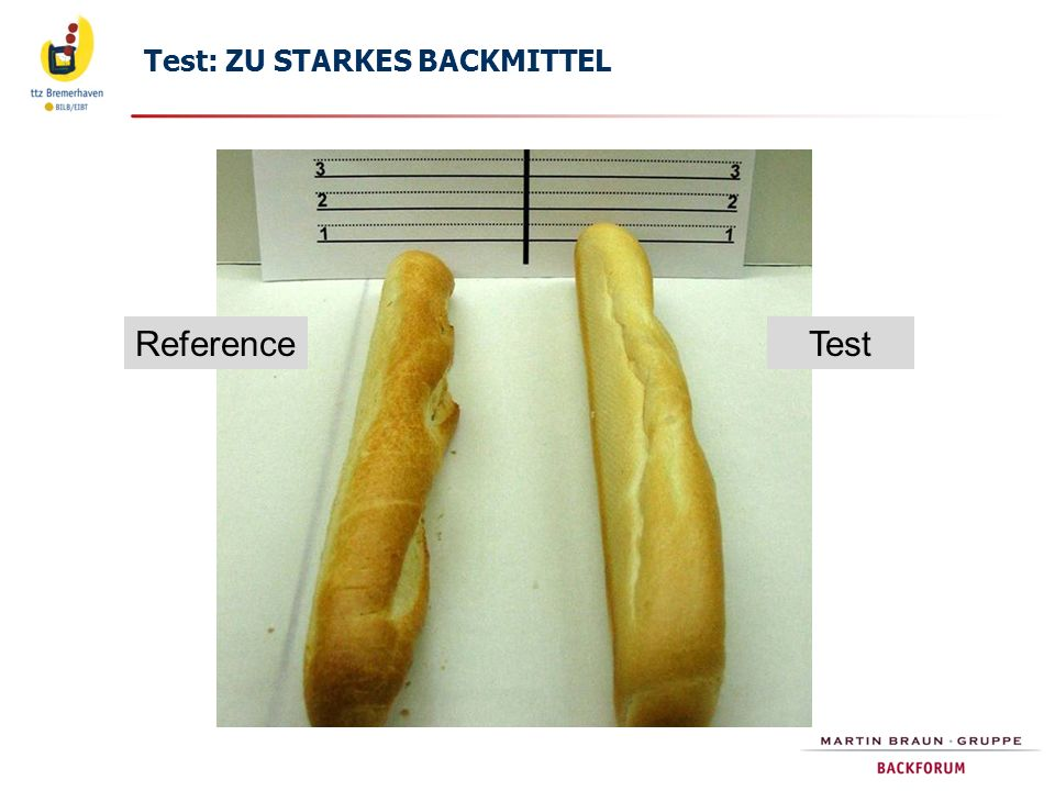 Test: ZU STARKES BACKMITTEL