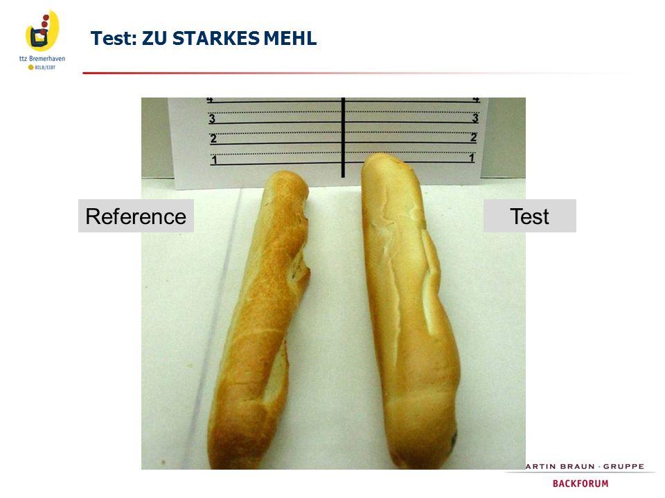 Test: ZU STARKES MEHL Reference Test 20.06.2012