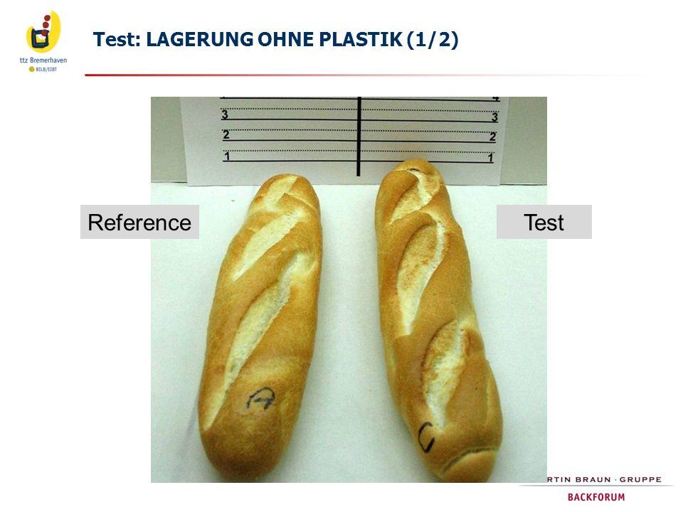Test: LAGERUNG OHNE PLASTIK (1/2)
