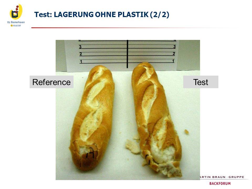 Test: LAGERUNG OHNE PLASTIK (2/2)