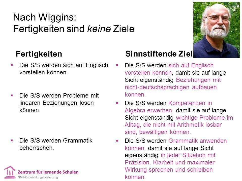 Nach Wiggins: Fertigkeiten sind keine Ziele