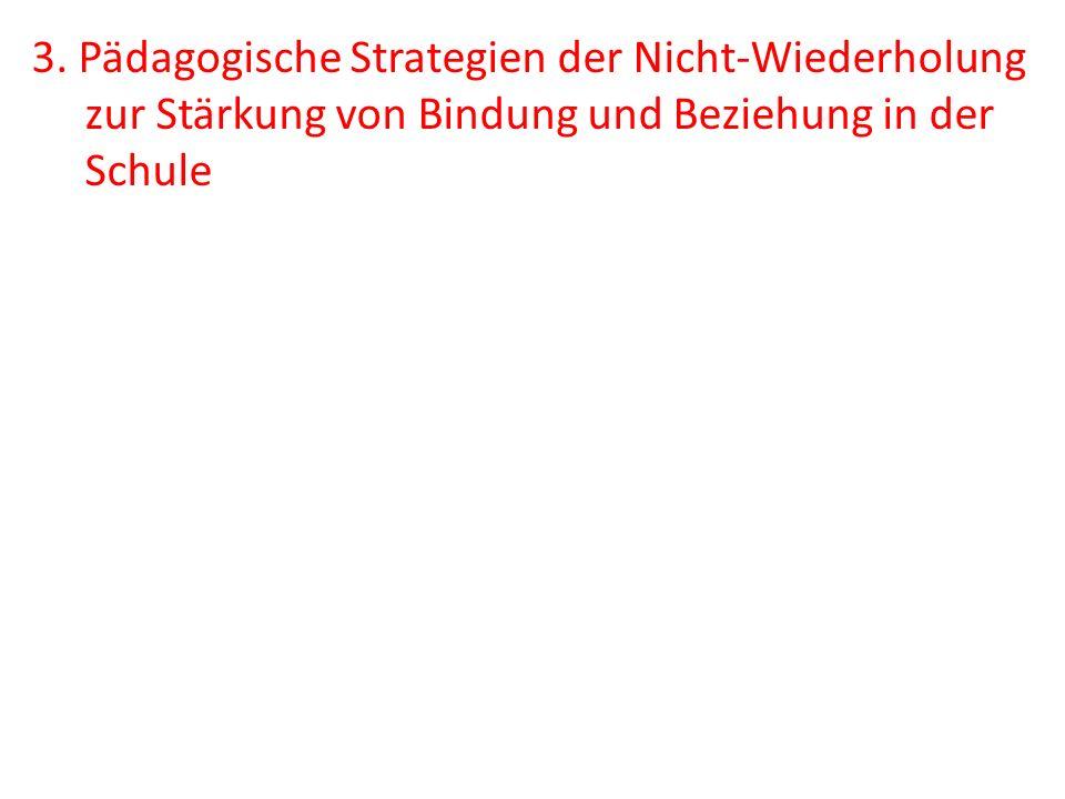 3. Pädagogische Strategien der Nicht-Wiederholung