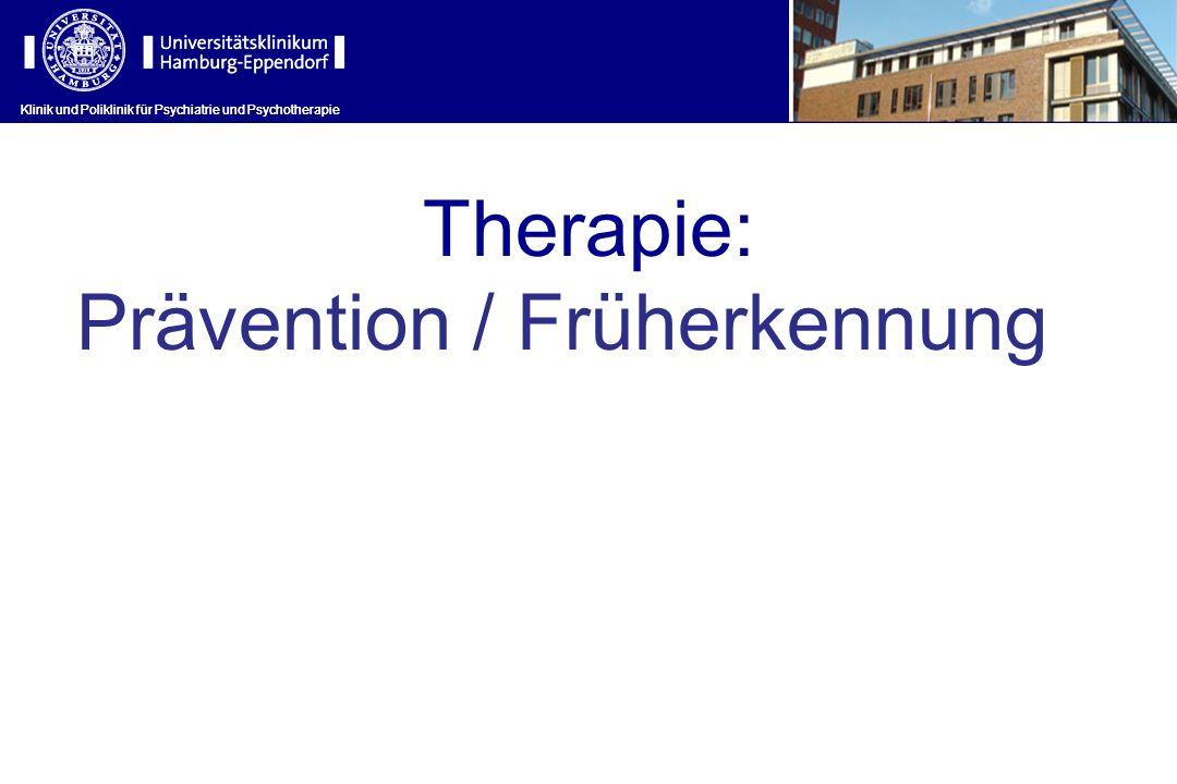 Prävention / Früherkennung