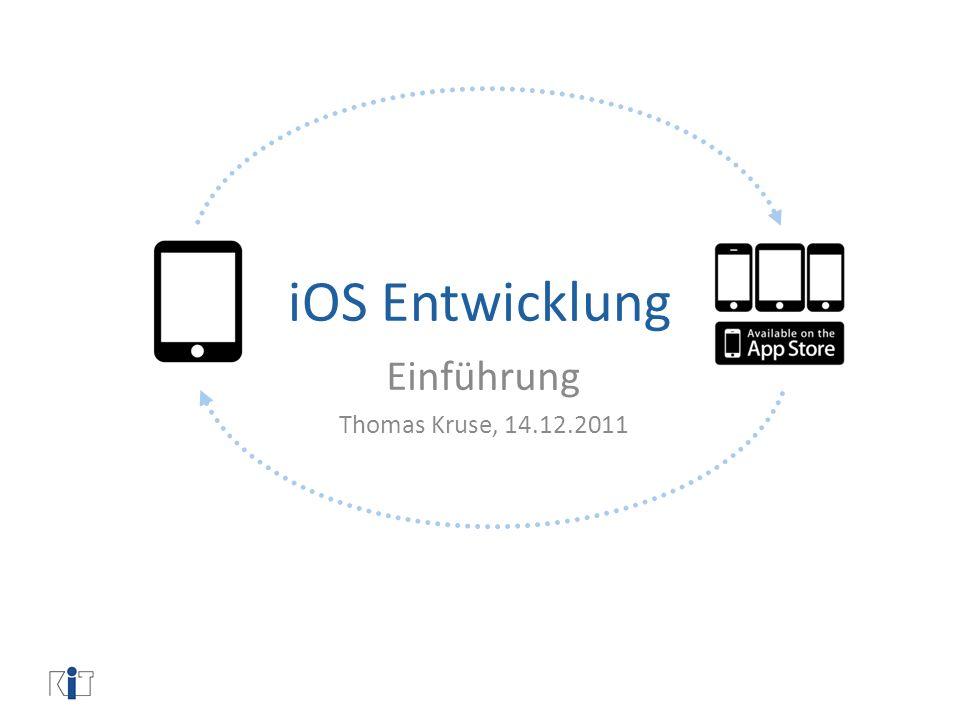 Einführung Thomas Kruse, 14.12.2011