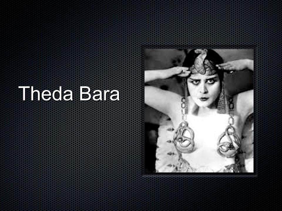 Theda Bara