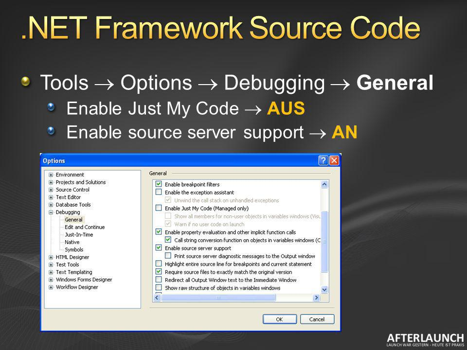 .NET Framework Source Code