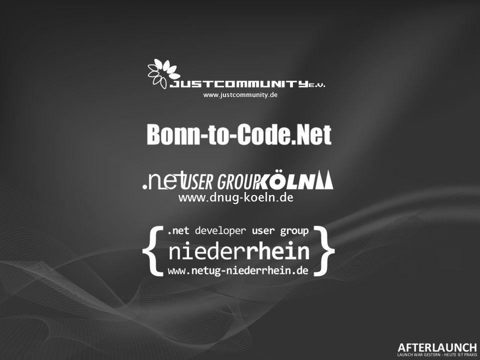 www.justcommunity.de www.dnug-koeln.de