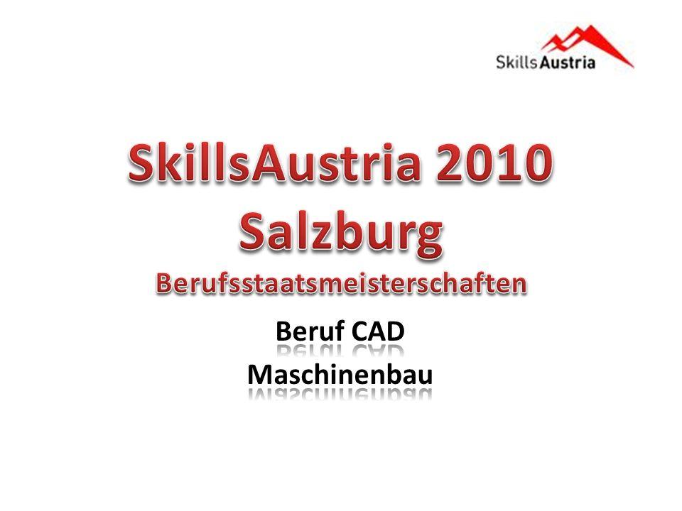 SkillsAustria 2010 Salzburg Berufsstaatsmeisterschaften