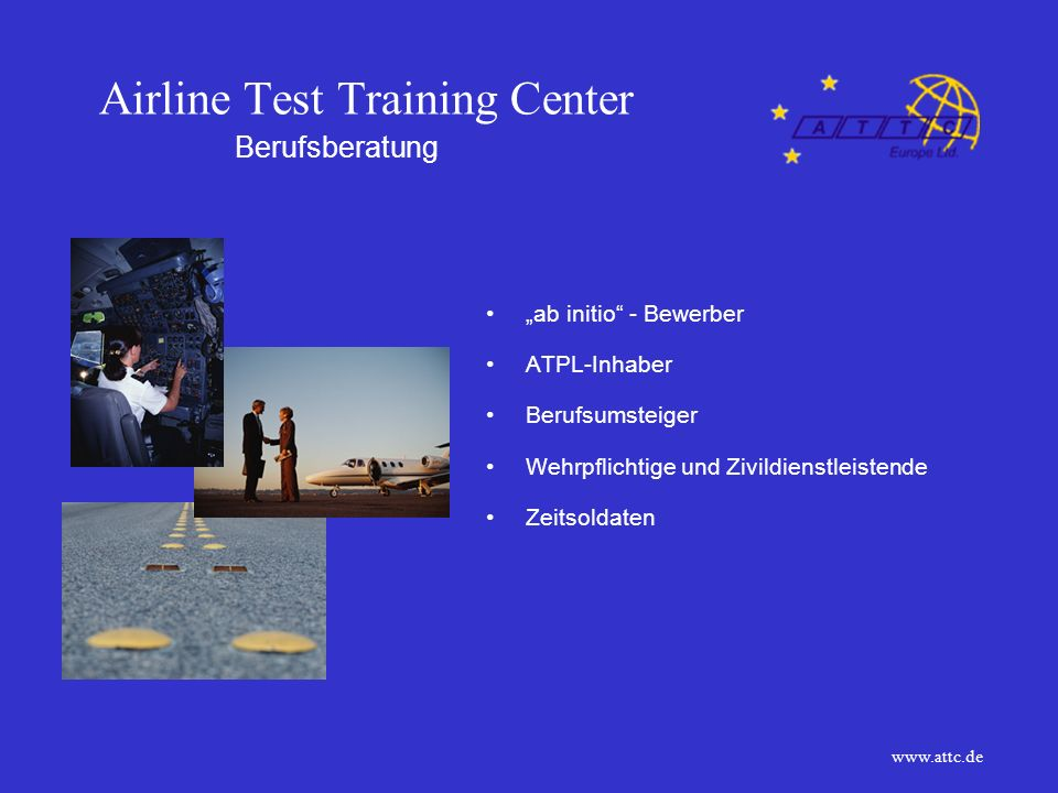 Airline Test Training Center