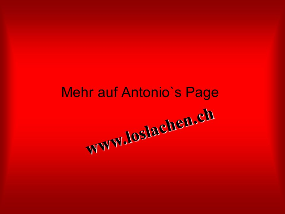 Mehr auf Antonio`s Page