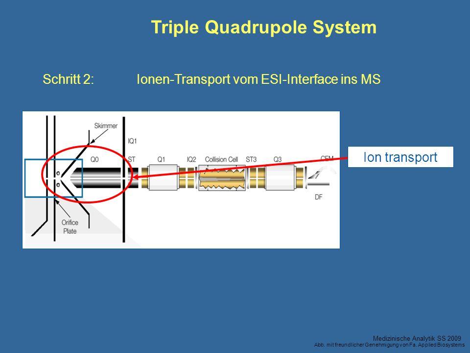 Triple Quadrupole System