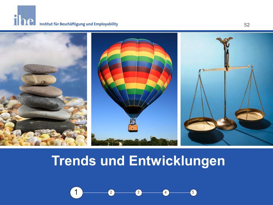 Trends und Entwicklungen