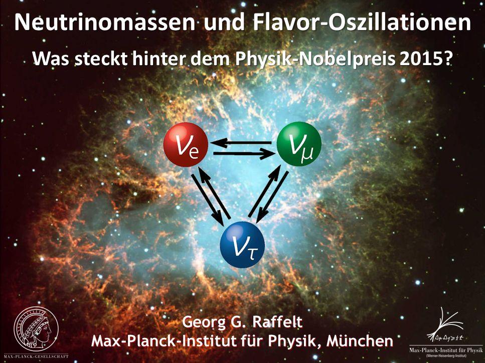 Neutrinomassen und Flavor-Oszillationen
