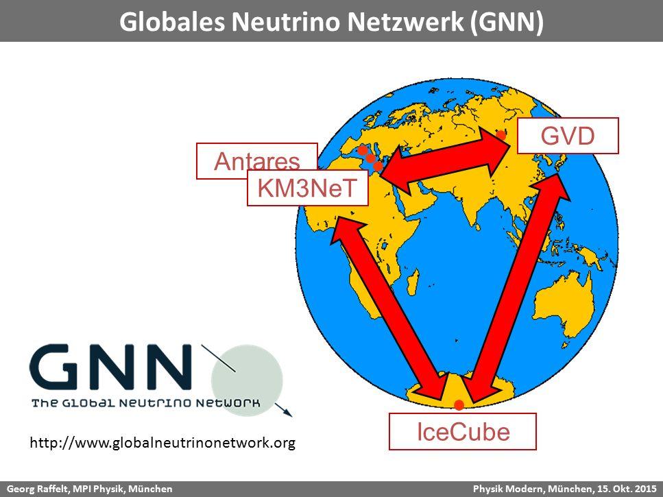 Globales Neutrino Netzwerk (GNN)