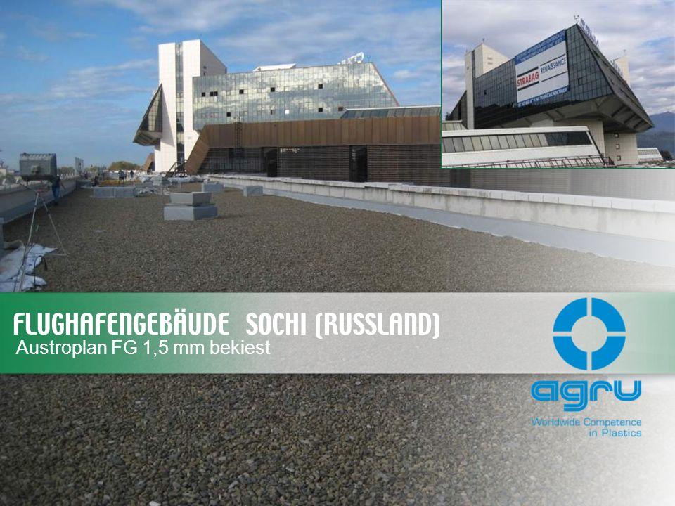 FLUGHAFENGEBÄUDE SOCHI (RUSSLAND)