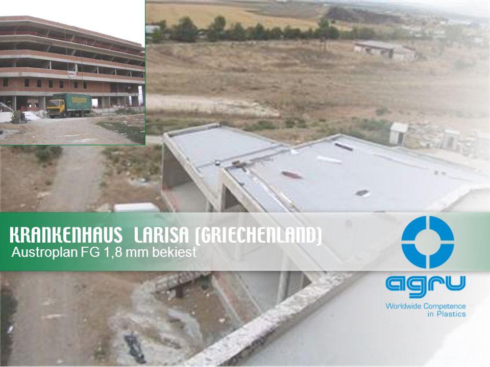 KRANKENHAUS LARISA (GRIECHENLAND)