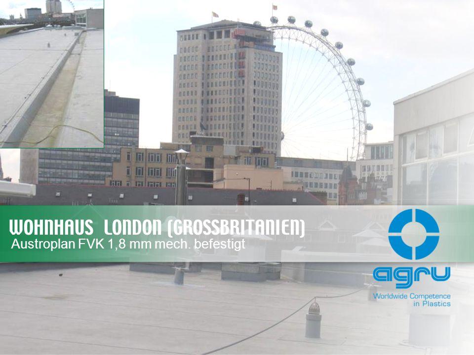 WOHNHAUS LONDON (GROSSBRITANIEN)