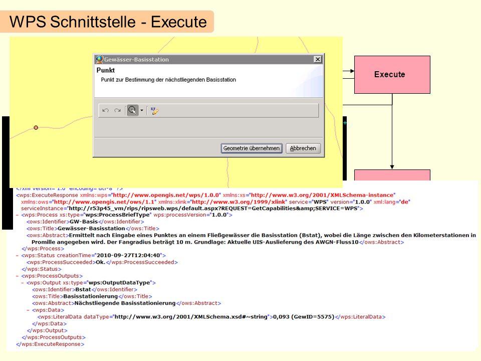 WPS Schnittstelle - Execute