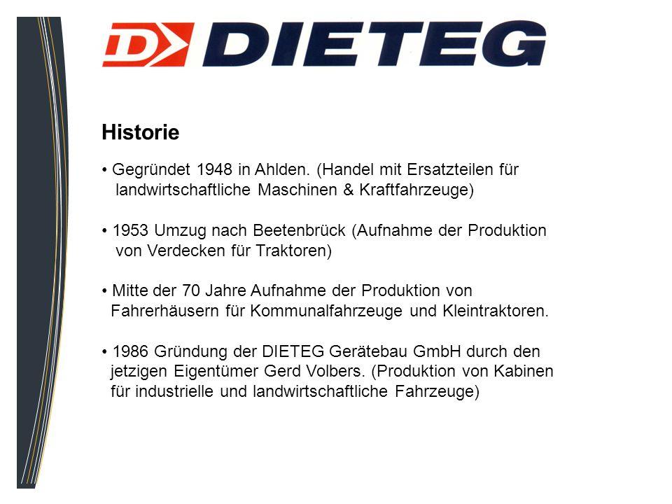 Historie Gegründet 1948 in Ahlden. (Handel mit Ersatzteilen für