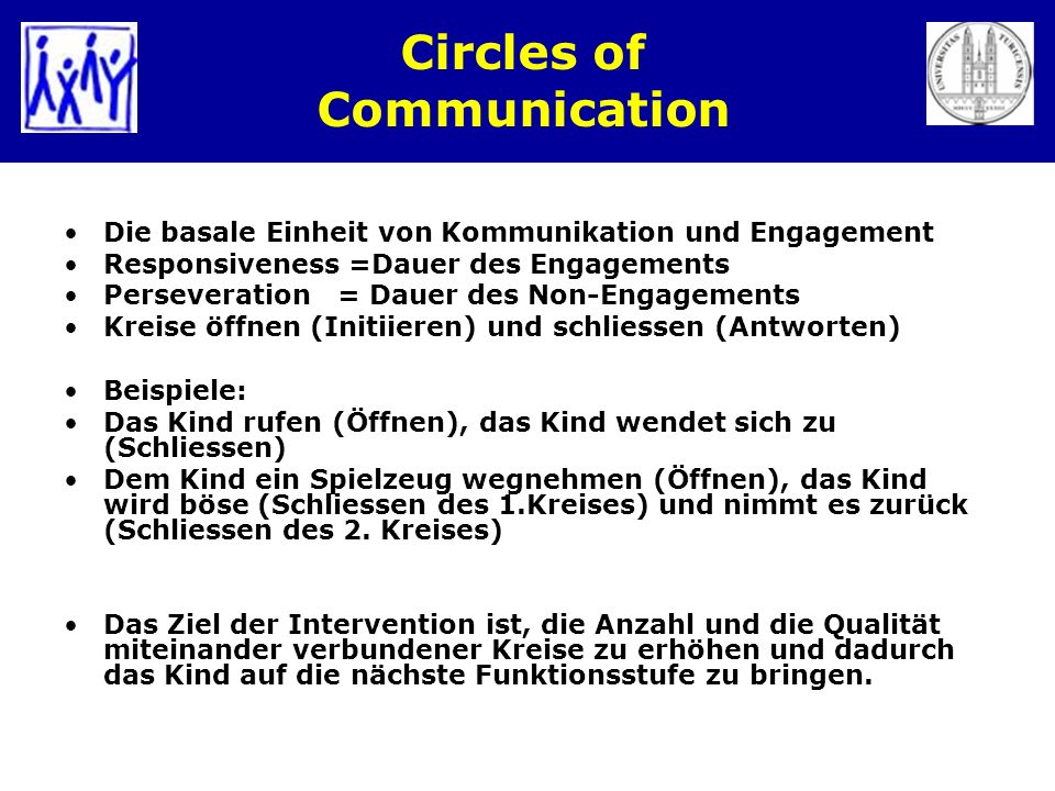 Circles of Communication