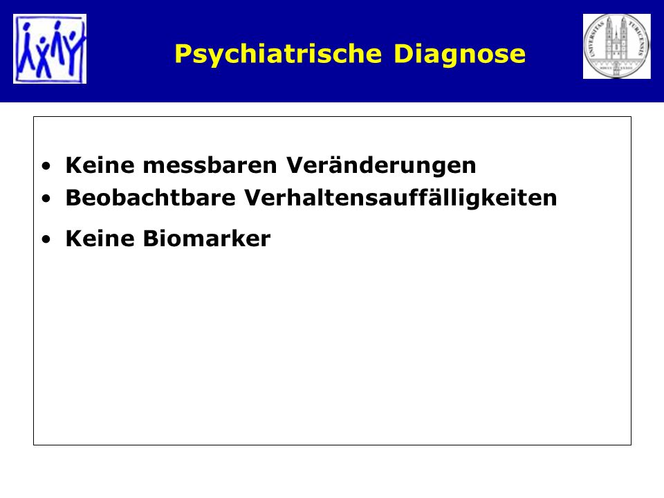 Psychiatrische Diagnose