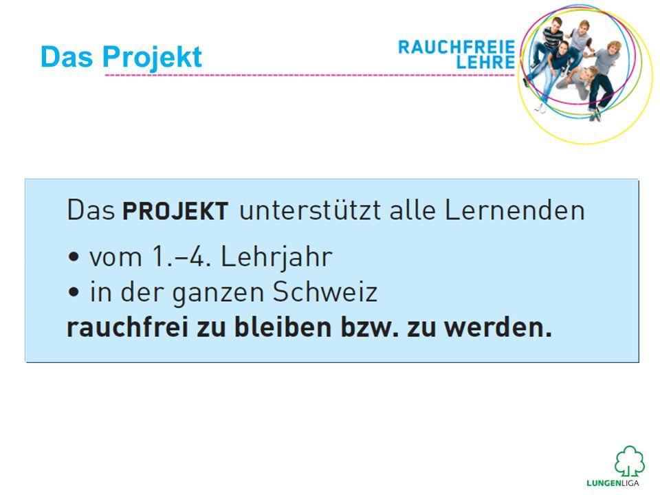 Das Projekt Das Projekt richtet sich an alle Lernenden