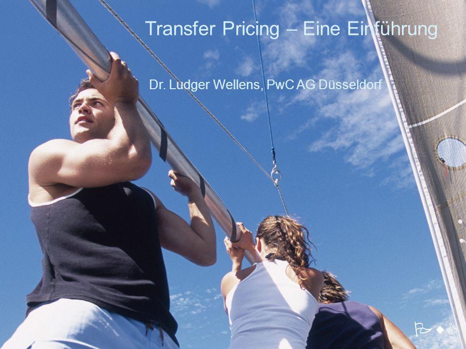 Transfer Pricing – Eine Einführung