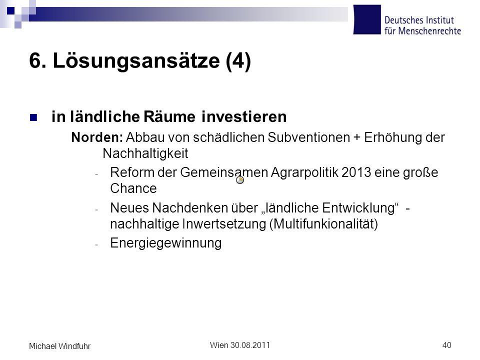 6. Lösungsansätze (4) in ländliche Räume investieren