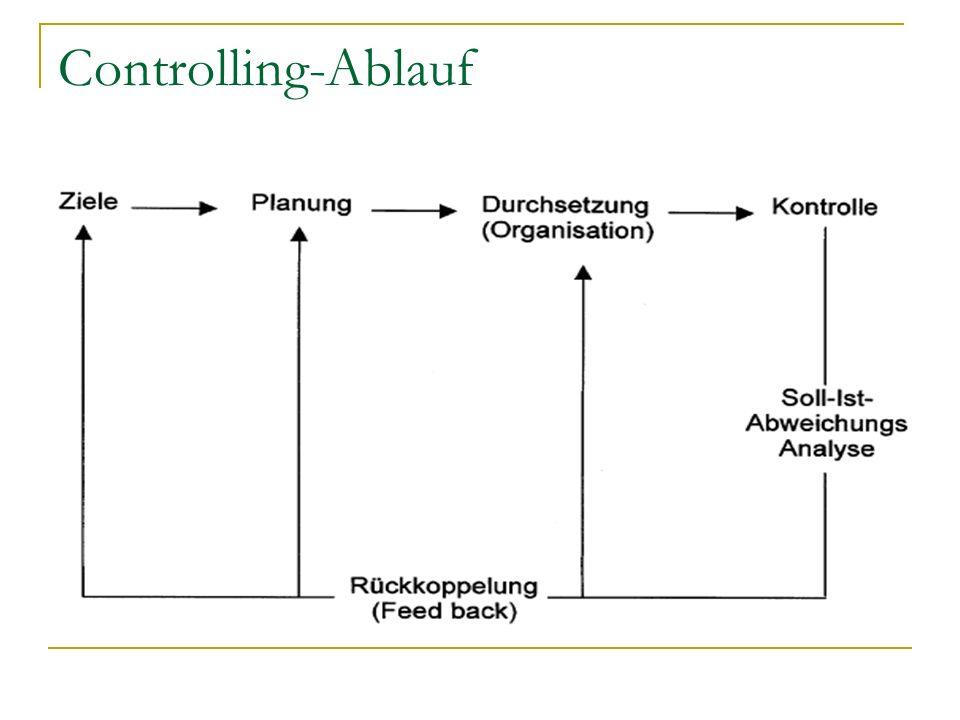 Controlling-Ablauf