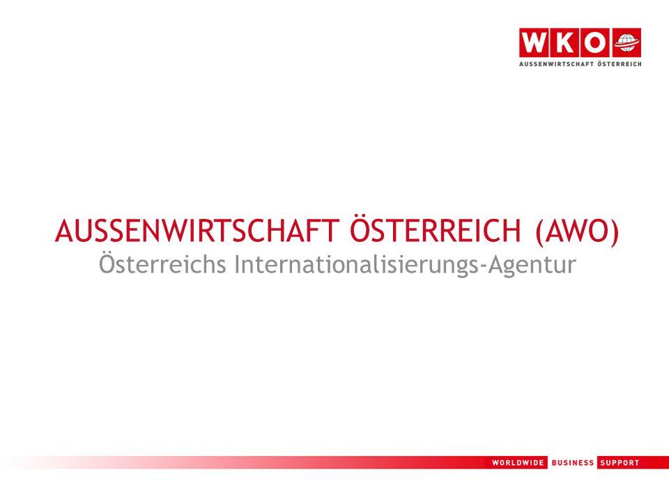 AUSSENWIRTSCHAFT ÖSTERREICH (AWO)