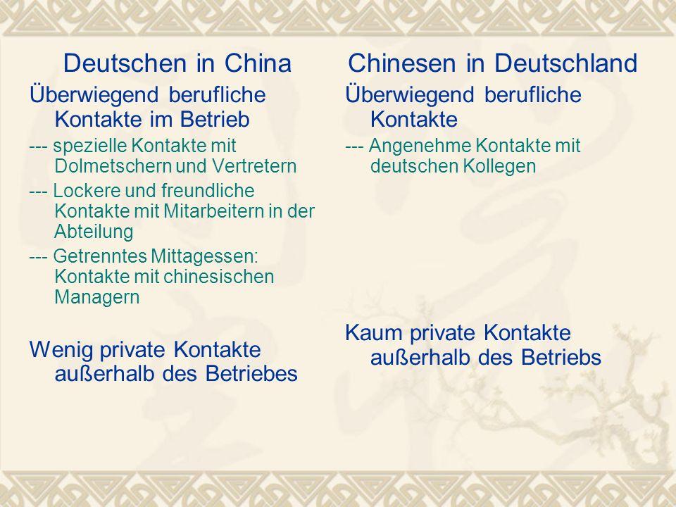 Chinesen in Deutschland