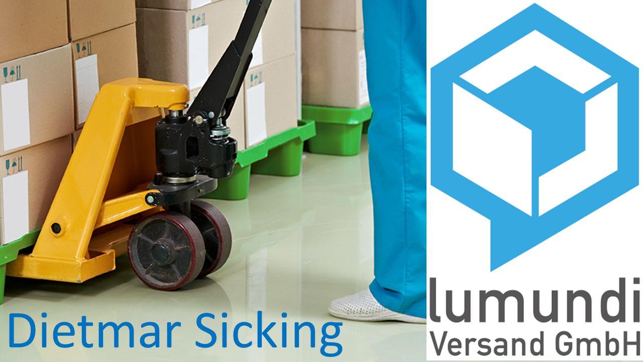 Geschäftführer der Lumundi Versand GmbH – Seit 1998 in den Prozessen des Versandhandels – angefangen mit klassischer Warenwirtschaft – dann immer weiter in de nE-Commerce
