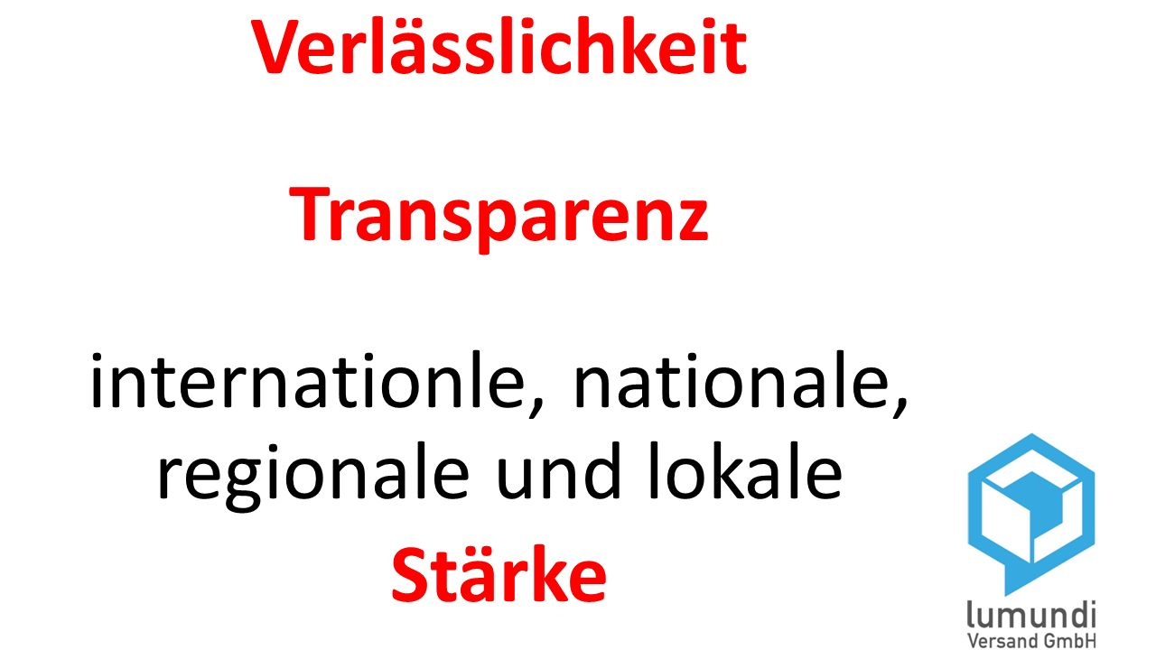 internationle, nationale, regionale und lokale