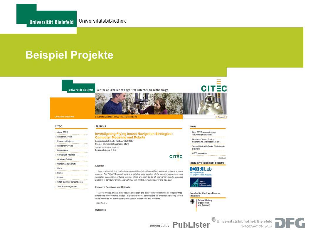 28.03.2017 Beispiel Projekte