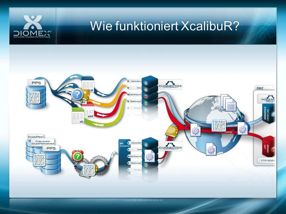 Wie funktioniert XcalibuR