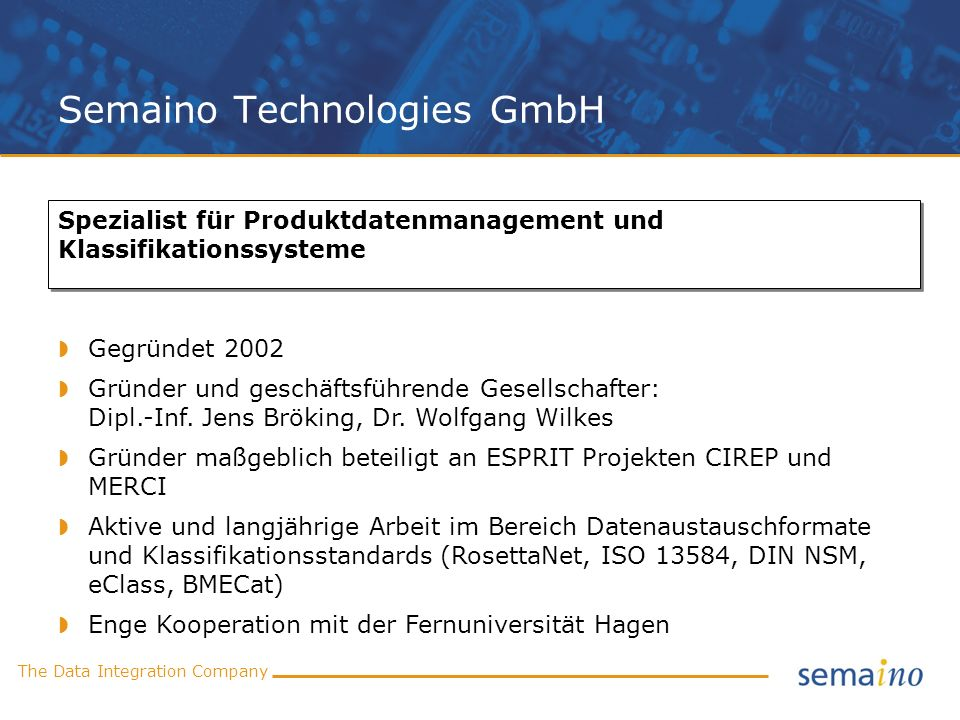 Semaino Technologies GmbH