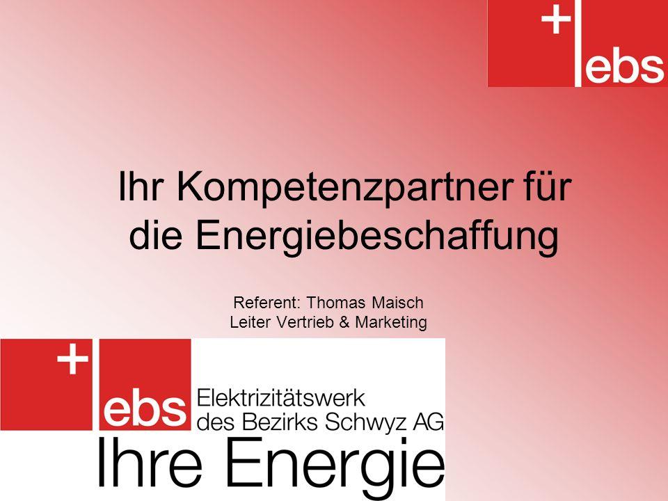Ihr Kompetenzpartner für die Energiebeschaffung