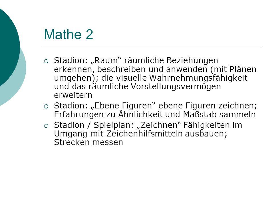 Mathe 2