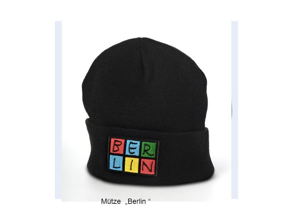 "Mütze ""Berlin"