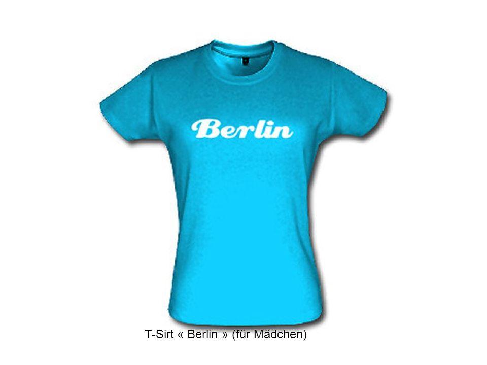 T-Sirt « Berlin » (für Mädchen)