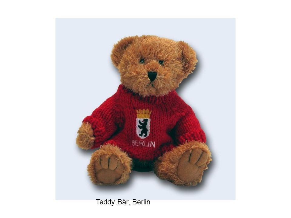 Teddy Bär, Berlin