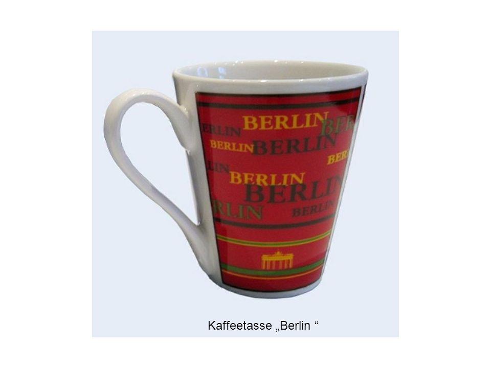 """Kaffeetasse """"Berlin"""