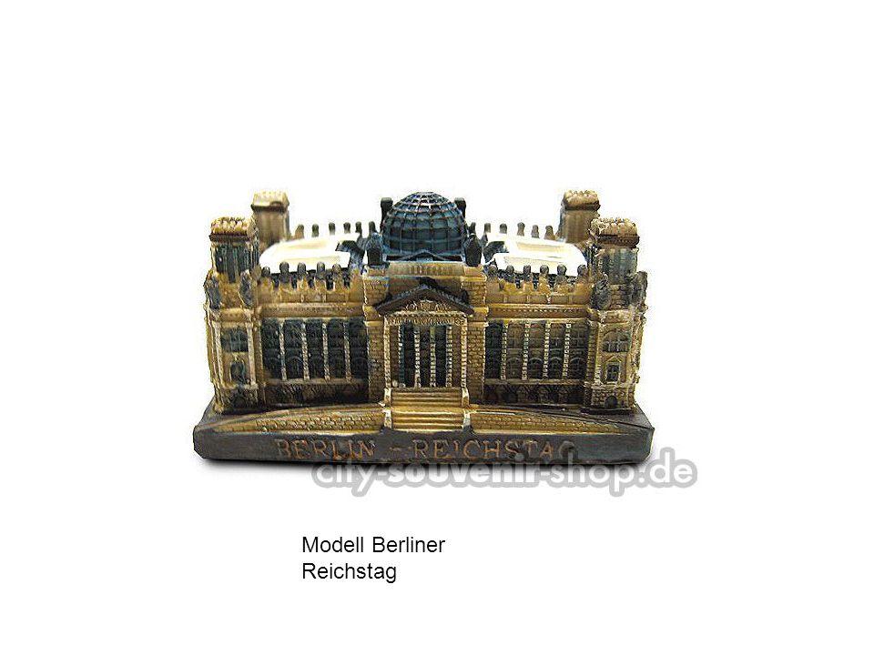 Modell Berliner Reichstag
