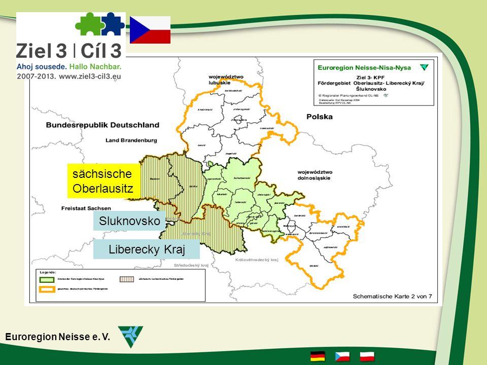sächsische Oberlausitz Sluknovsko Liberecky Kraj