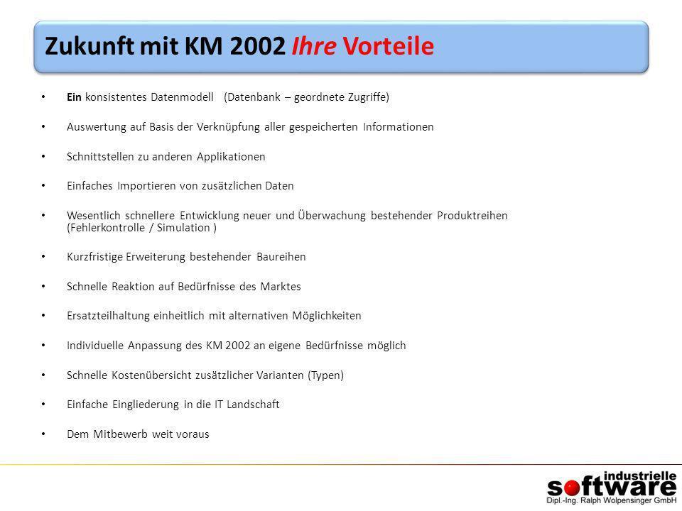 Ein konsistentes Datenmodell (Datenbank – geordnete Zugriffe)