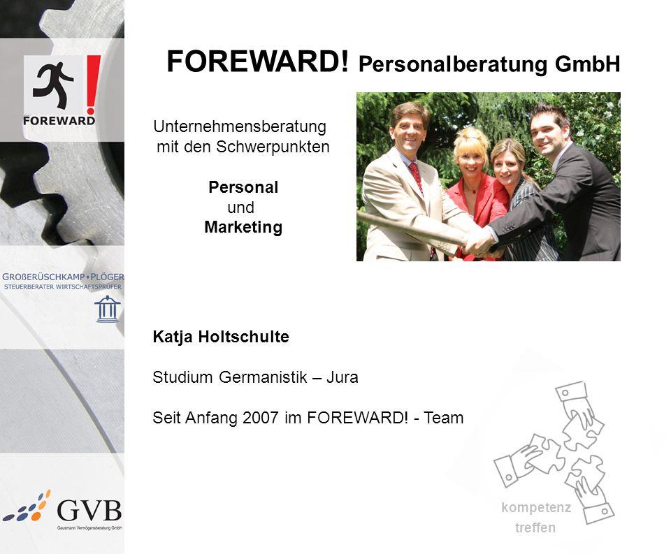 FOREWARD! Personalberatung GmbH